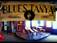 Blues Tanya - blues kocsma